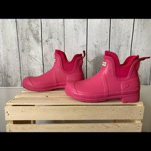 Hunter Boots || 8